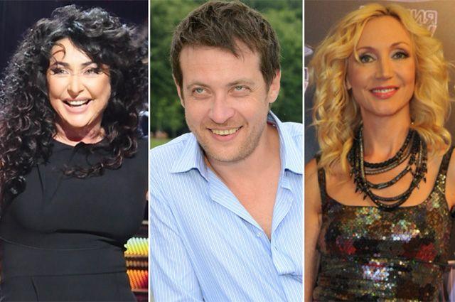 Артисты, которым закрыт въезд на Украину: Лолита Милявская, Кирилл Сафонов, Кристина Орбакайте.