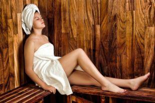 В традиционной парной прогрев тела достигает глубины 4 мм, в инфракрасной - 4 см.
