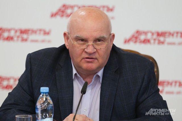 Писатель Александр Лапин: «Кому нести «русский крест»?