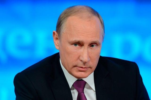 Путин: русский флот необходимо расположить вовсех важных районах Мирового океана
