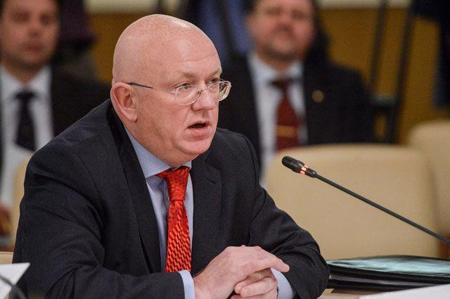 Кто будет представлять Россию в ООН?
