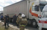 По факту дорожно-транспортного происшествия проводится проверка.