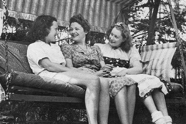 Актриса или разведчица? Какие сведения передавала Сталину Ольга Чехова