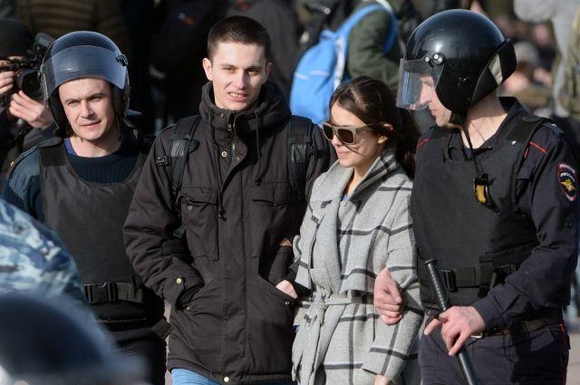 Милиция просит жителей столицы неходить наакцию оппозиции 29апреля