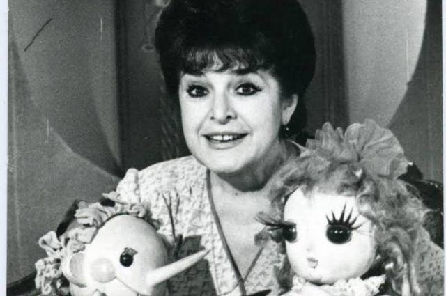 Скончалась известная ведущая программы «Надобраніч, діти» Надежда Батурина