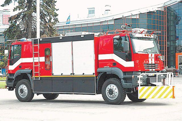 Зачем пожарным «тяни-толкай»?