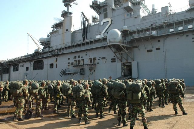 США приступили кразмещению системы противоракетной обороны вЮжной Корее