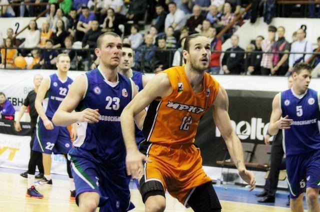БК «Иркут» срезультатом 72:81 проиграл команде изСургута «Университет-Югра»