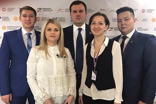 Молодежное правительство ЯНАО признано лучшим в России.