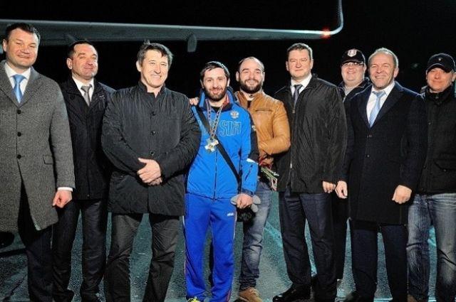 Первый оренбургский чемпион Европы по дзюдо вернулся домой