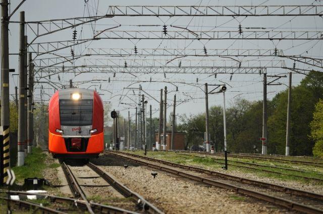 В первый рейс поезд отправится 31 мая.