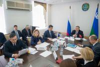 Заседание прошло в правительстве Югры.