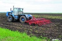 Край закупил новую сельскохозяйственную технику.