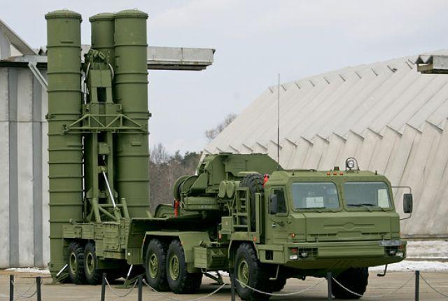 Начались поставки русских ЗРС С-400 в КНР