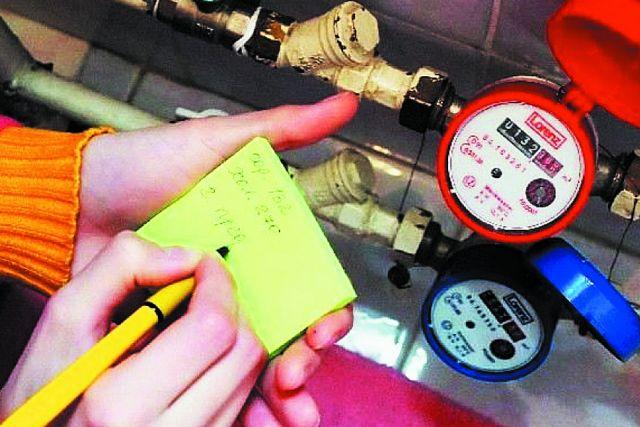 Даже за счётчики на воду граждане платят лишние деньги.