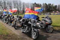 Калининградские байкеры в Польше.