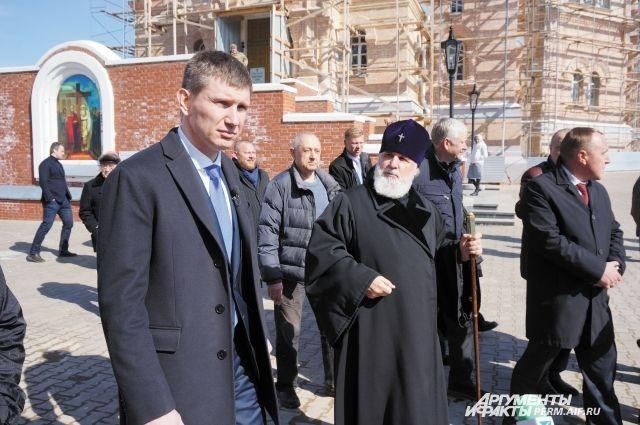 Нынче в Прикамье отмечают 100-летие со дня освящения Белогорского монастыря.