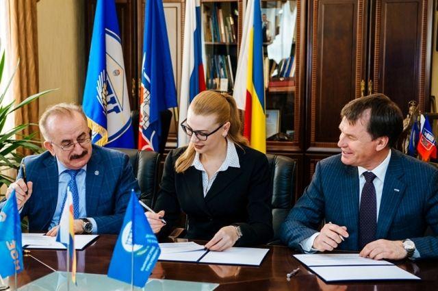 «Бизон» примет активное участие в развитии виноградарства в Ростовской области.