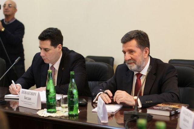 Посол Сербии в Российской Федерации посетил Адыгею