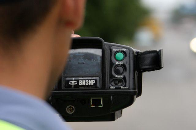 В чём особенность новых радаров, которые получили инспекторы ГИБДД?