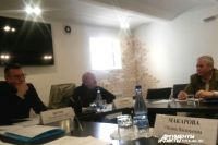 Заседание рабочей группы по формированию общественных советов по местному самоуправлению.