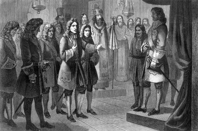 Кадровый пылесос. Как Пётр Великий привлекал иностранцев в Россию