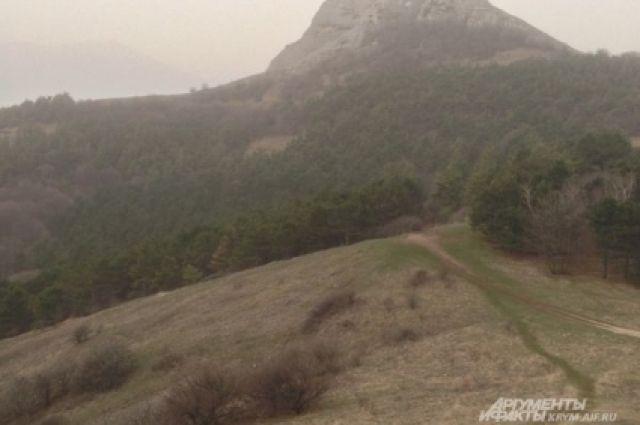 Вгорах Крыма заблудились туристы изКазани