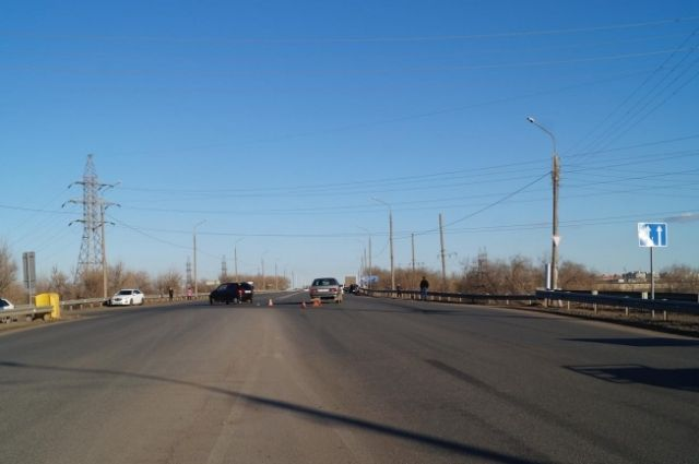 Под Оренбургом в тройном ДТП пострадал пассажир «ВАЗа»