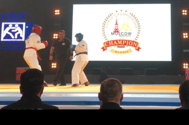 Брянская студентка стала чемпионкой мира порукопашному бою