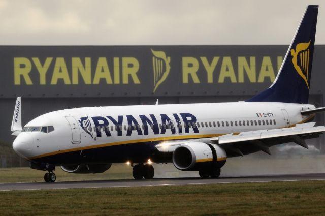 Ryanair точно всентябре начнет летать сКиева