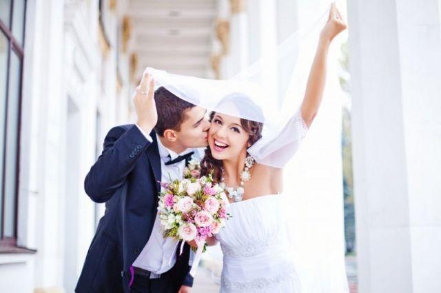 Киевляне сыграют рекордное количество свадеб
