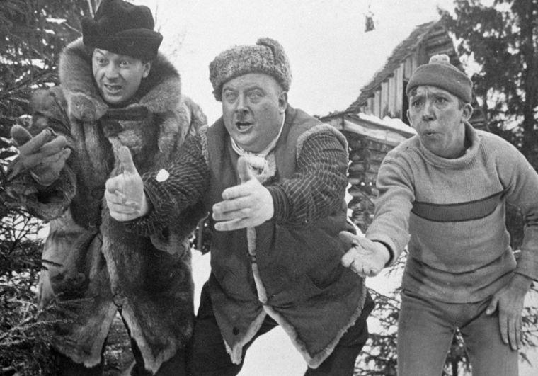 «Самогонщики» (1962).
