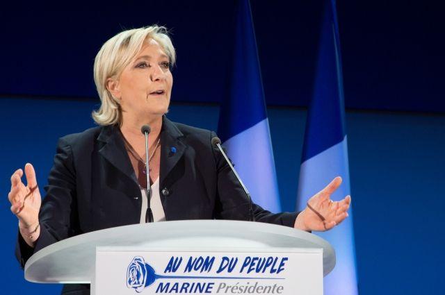Европарламент запустил процедуру лишения Марин ЛеПен депутатской неприкосновенности
