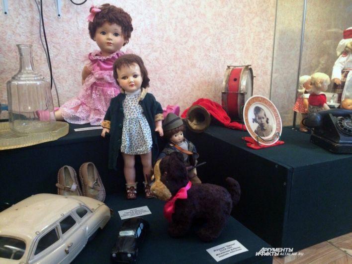 Советские игрушки.