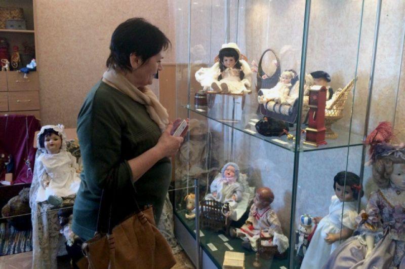 Выставка вызвала большой интерес.