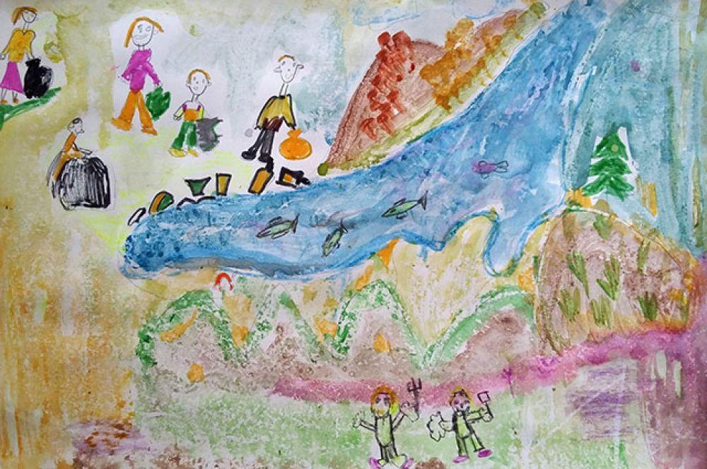 Участник №20 Кристина Лановая,  детский сад №43
