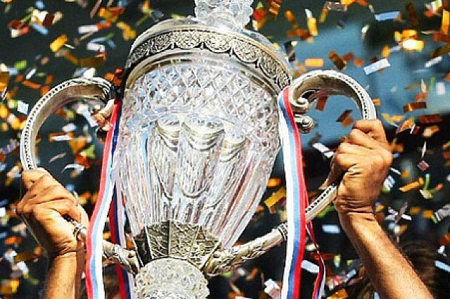 ВСочи накануне финала Кубка Российской Федерации привезут трофей турнира
