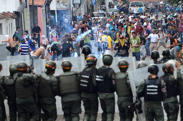 Венесуэла хочет выйти изсостава Организации американских стран