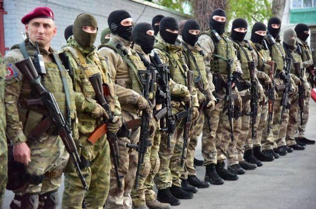 ВМариуполе полицейские начали изымать оружие изадерживать боевиков «ДНР»