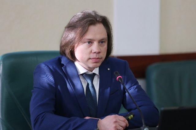 Евгений Костромин.