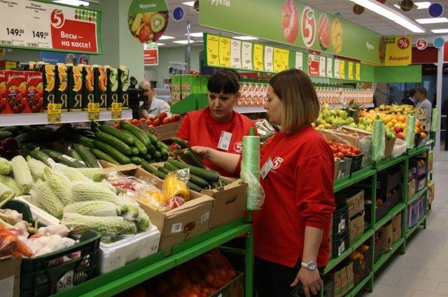 В Оренбурге открыт сотый магазин «Пятерочка»