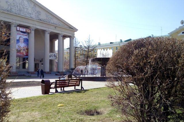 В Кемерове побит температурный рекорд.