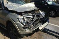 Спортсмен, по утверждению защитника, двигался со скоростью 75 км/ч, в авто ехал один без пассажиров