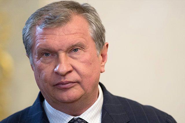 Сечин вошел ввысший наблюдательный совет Федерации боксаРФ