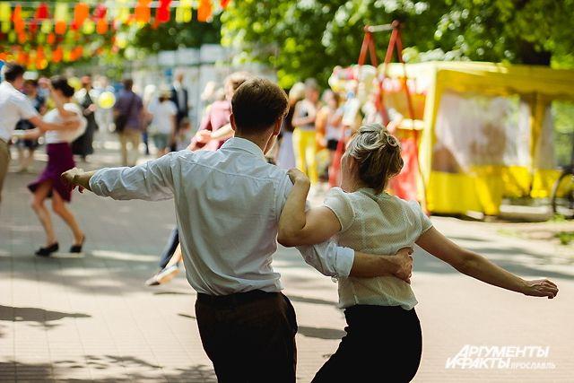 НаВолжской набережной пройдет танцевальная маевка