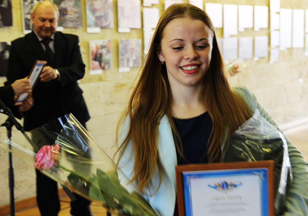 Большая часть наград досталась молодёжи