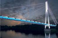 Незадачливый тюменец спрыгнул с Моста Влюбленных