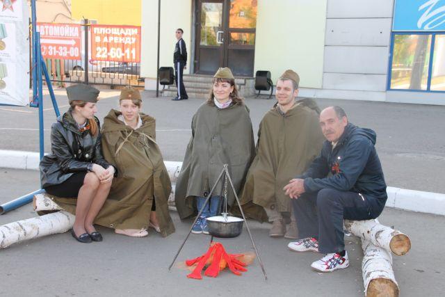 Салехарды смогут исполнить для ветеранов песни военных лет.