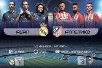 Прогноз на матч «Реал Мадрид» - «Атлетико»