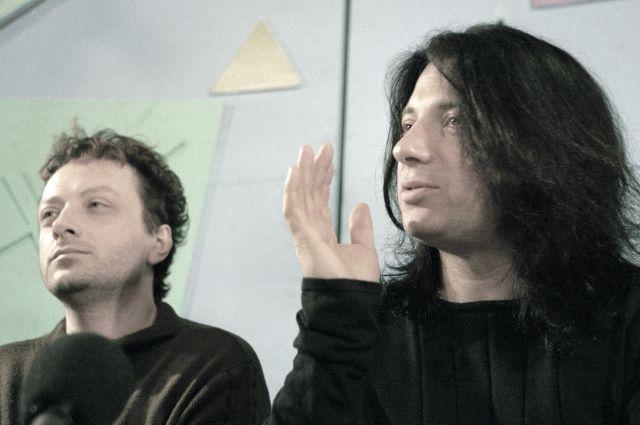 Глеб (слева) и Вадим (справа) Самойловы.